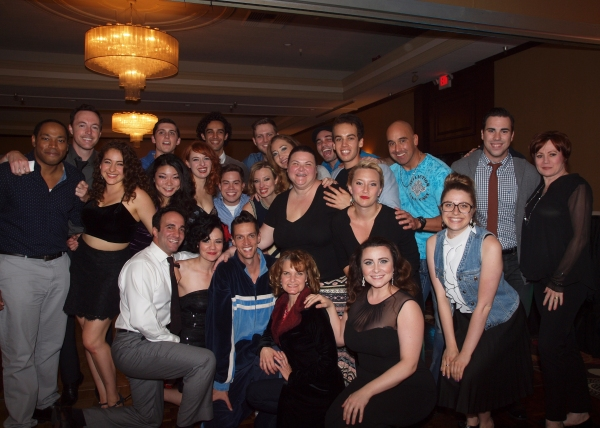Photo Coverage: Opening Curtain Call, Celebration for 3-D Theatricals' SIDE SHOW
