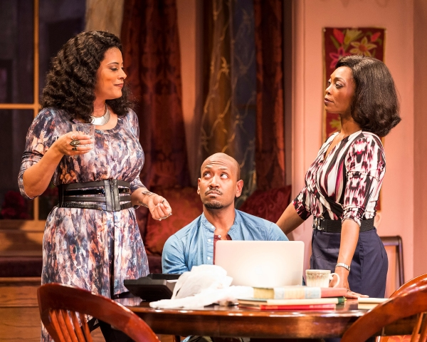 Photo Flash: First Look at IMMEDIATE FAMILY, Directed by Phylicia Rashad at the Taper