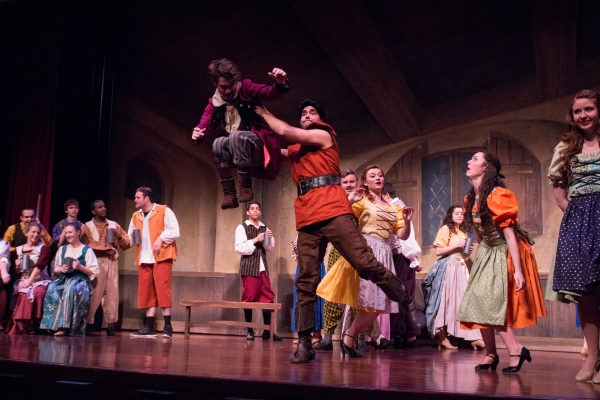 Photos: First Look at Columbus Children's Theatre's BEAUTY AND THE BEAST