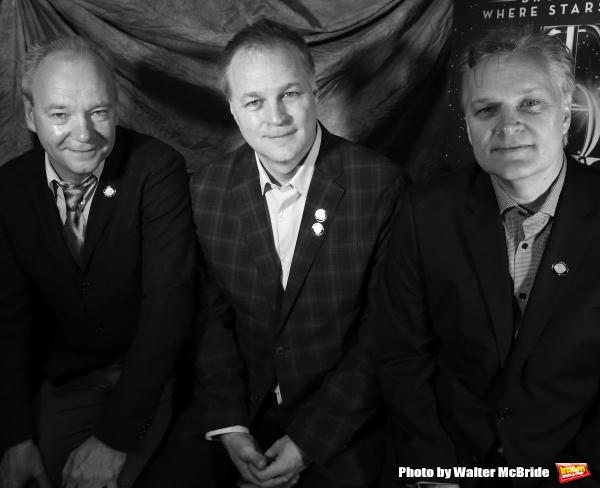 John O''Farrell, Karey Kirkpatrick and Wayne Kirkpatrick  Photo