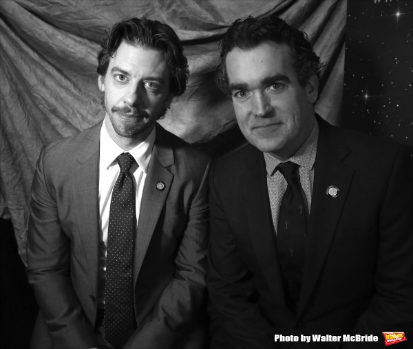 Christian Borle and Brian d''Arcy James