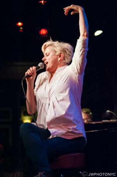 Photo Flash: Lillias White, Cady Huffman and More Celebrate Andy Propst's Book 'YOU FASCINATE ME SO' at Birdland