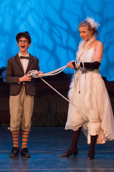 Photo Coverage: First Look at CATCO is Kids' HONK!