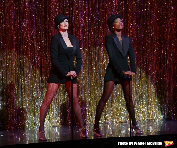 Amra-Faye Wright with Brandy Norwood