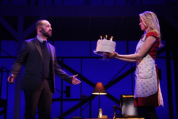 Photo Flash: First Look at Lauren Kennedy and More in North Carolina Theatre's NEXT TO NORMAL