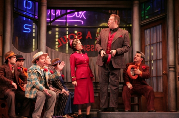 Photos: First Look at Nancy Anderson, Manna Nichols, Mark Price and More in Goodspeed's GUYS & DOLLS