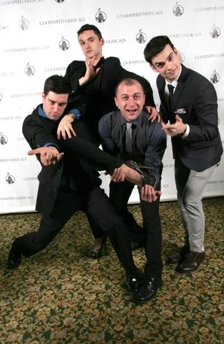 Photos: Opening Night of Godspeed's GUYS & DOLLS!