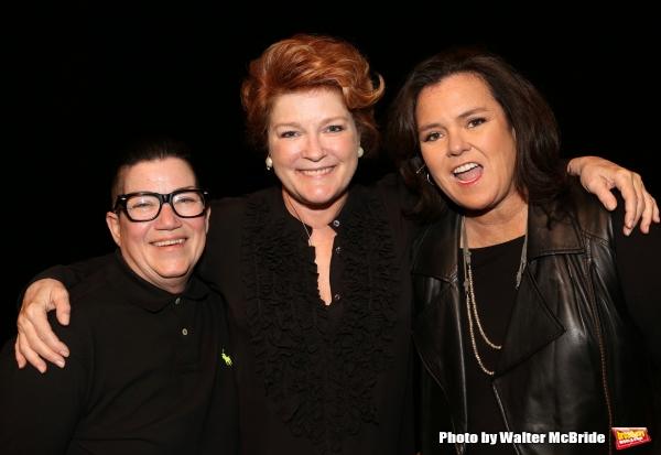 Lea Delaria, Kate Mulgrew and Rosie O''Donnell