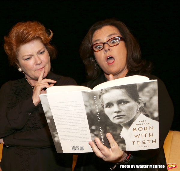Kate Mulgrew and Rosie O''Donnell