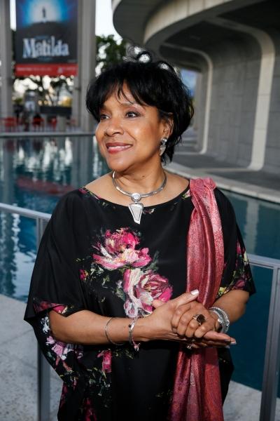 Director Phylicia Rashad
