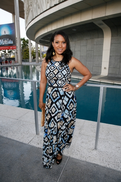 Actress Tracie Thoms