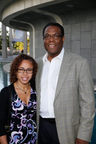 Nicole Phillips and Joseph C. Phillips