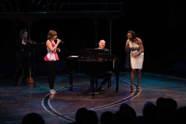 Jessie Mueller and Heather Headley