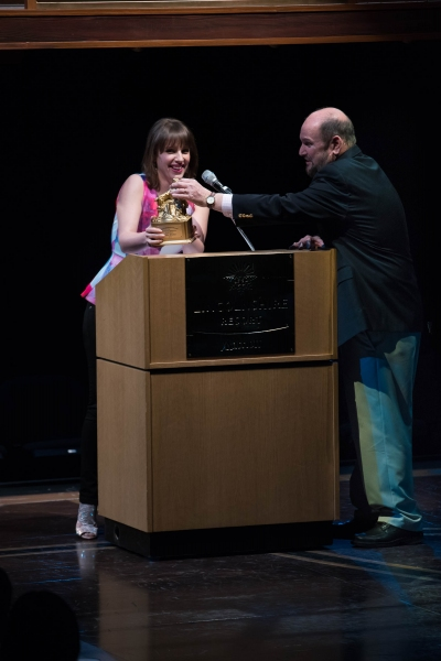 Photo Flash: Jessie Mueller and More at 2015 Sarah Siddons Society's SO BEAUTIFUL! Tribute in Chicago
