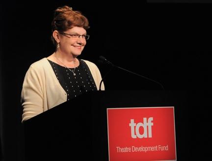 Photo Flash: TDF Celebrates 2015 Irene Sharaff Awards