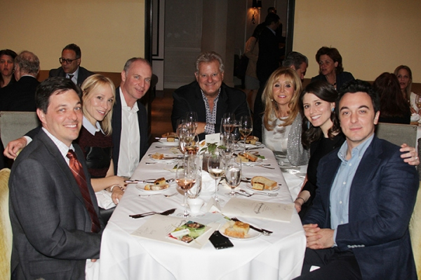 Mathew Swibel, Lorie Broser, David Broser, Michael Smith, Iris Smith, Tara Swibel and Brian Swibel