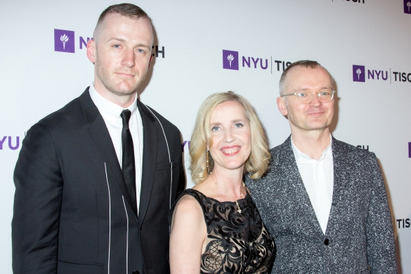 Photo Coverage: NYU Tisch Gala Honors Michael C. Hall, Steven Lutvak and Robert L. Freedman!