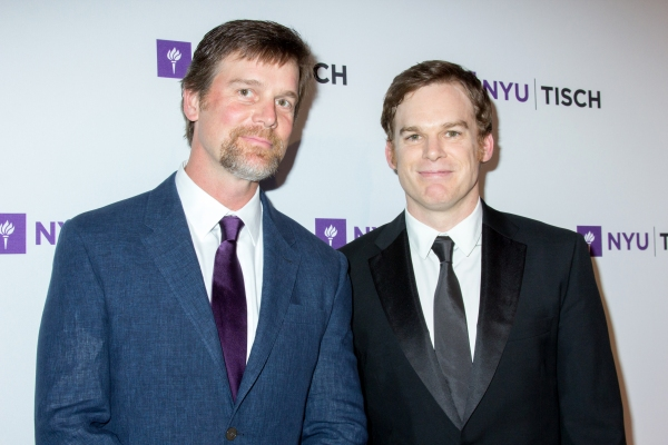 Peter Krause, Michael C. Hall