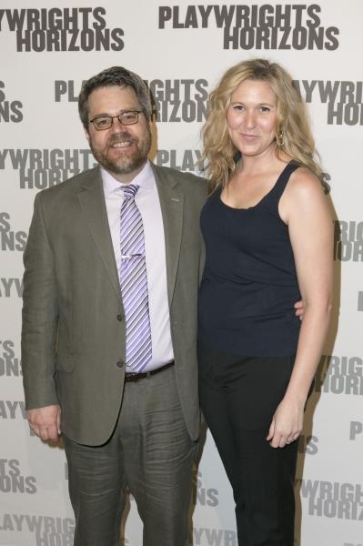 Kent Nicholson and Cassie Beck Photo