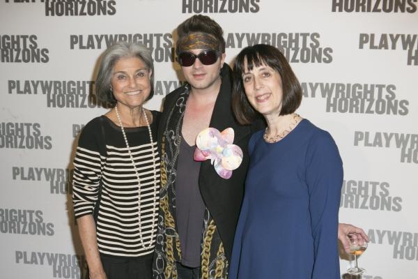 Judith O. Rubin, Bradford Louryk and Leslie Marcus Photo