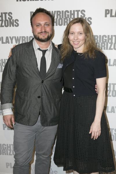Dan Le Franc and Jenny Schwartz