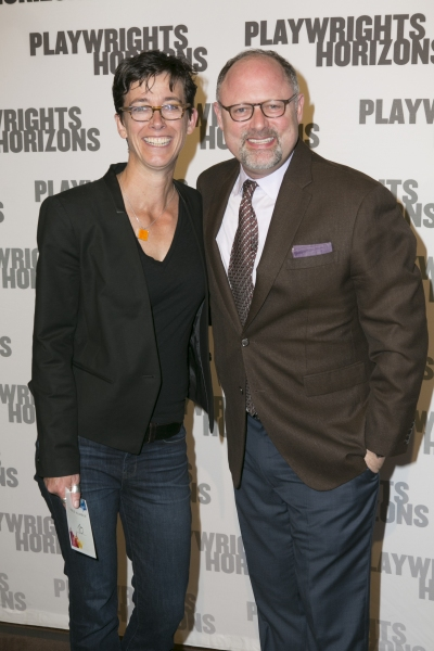 Rachel Hauck and Jonathan Moscone Photo