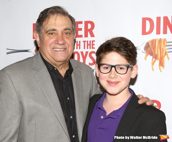 Dan Lauria and Johnny Rabe