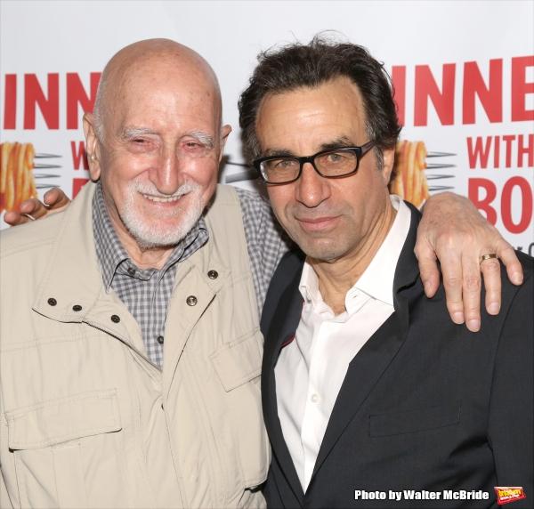 Dominic Chianese and Ray Abruzzo
