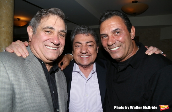 Dan Lauria, Richard Zavaglia and Lee Mazzilli