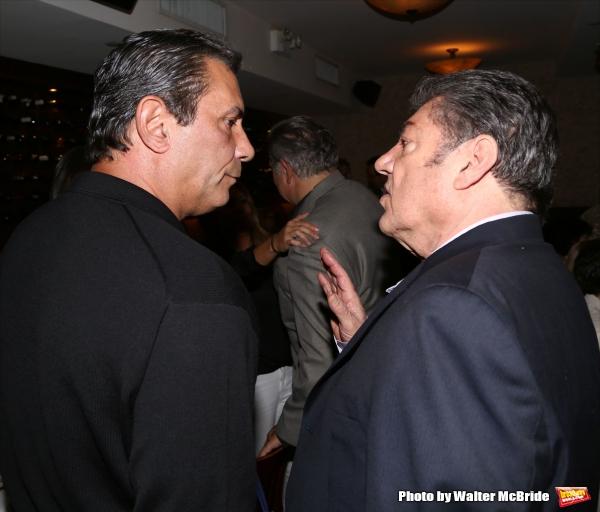 Richard Zavaglia and Lee Mazzilli