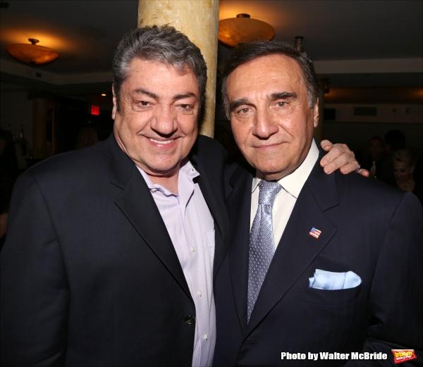 Richard Zavaglia and Tony Lo Bianco