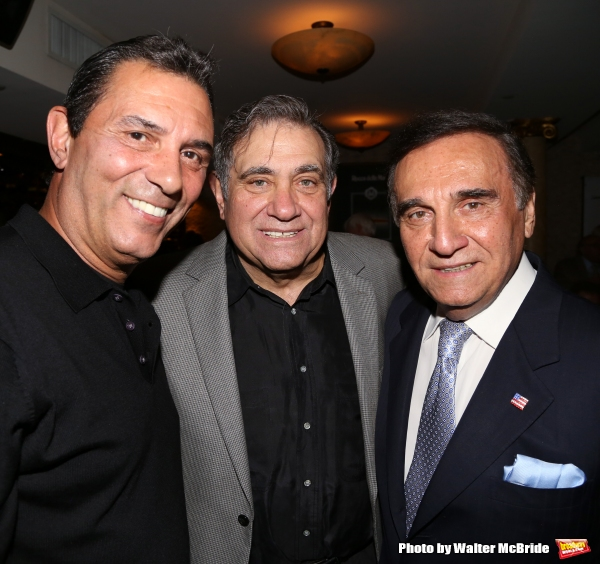Lee Mazzilli, Dan Lauria and Tony Lo Bianco