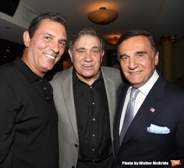 Lee Mazzilli, Dan Lauria and Tony Lo Bianco