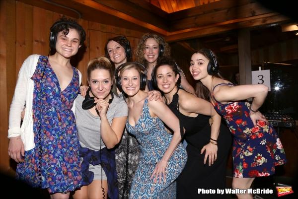 The female ensemble