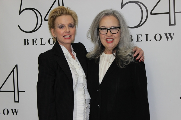 Ellen Foley and Karla DeVito