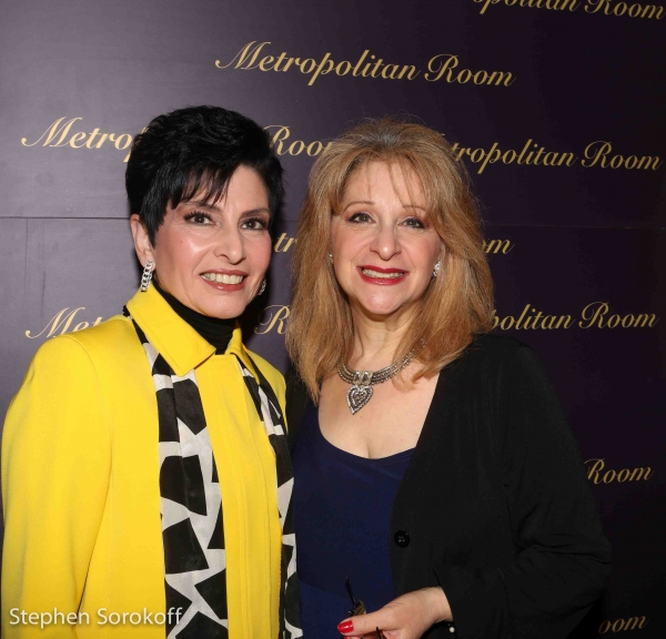 Arlene Lazar & Julie Budd