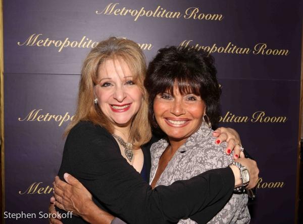 Julie Budd & Karen Wyman
