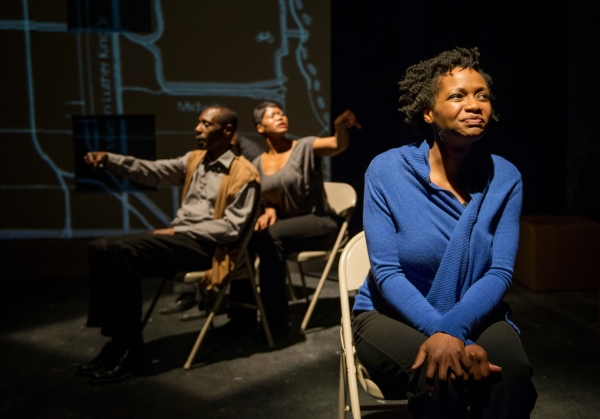 Photo Flash: First Look at THE PROJECT(S) at American Theater Company