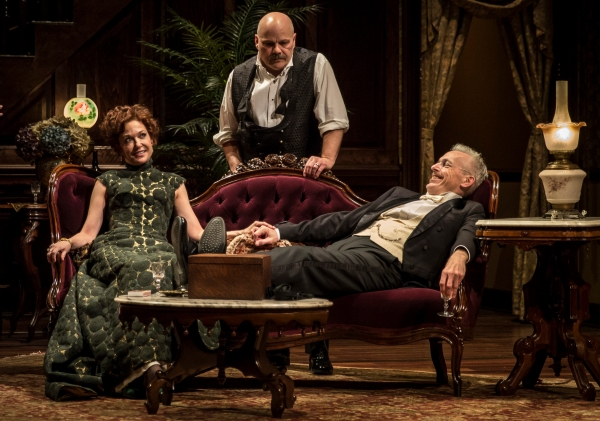 Photo Flash: First Look at Goodman Theatre's THE LITTLE FOXES