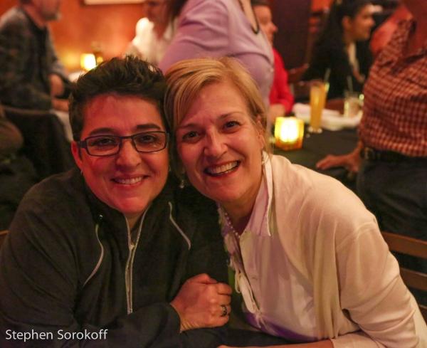 Terese Genecco & Karen Mason Photo