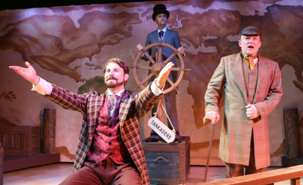 Photo Flash: Actors Co-Op Presents AROUND THE WORLD IN 80 DAYS