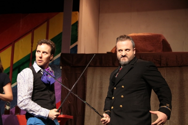 BWW Review: THE STILL ALARM and BLACK COMEDY Share the Stage at the Morgan-Wixson Theatre