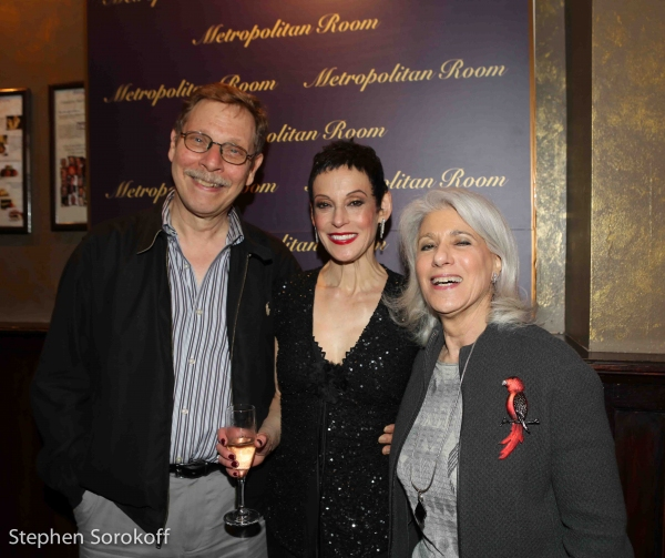Photo Coverage: Giselle Wolf Brings LOVE: A CELEBRATION to the Metropolitan Room
