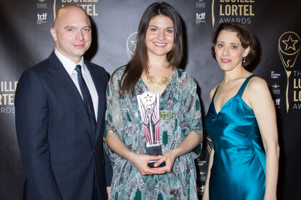 Michael Cerveris, Phillipa Soo, Judy Kuhn