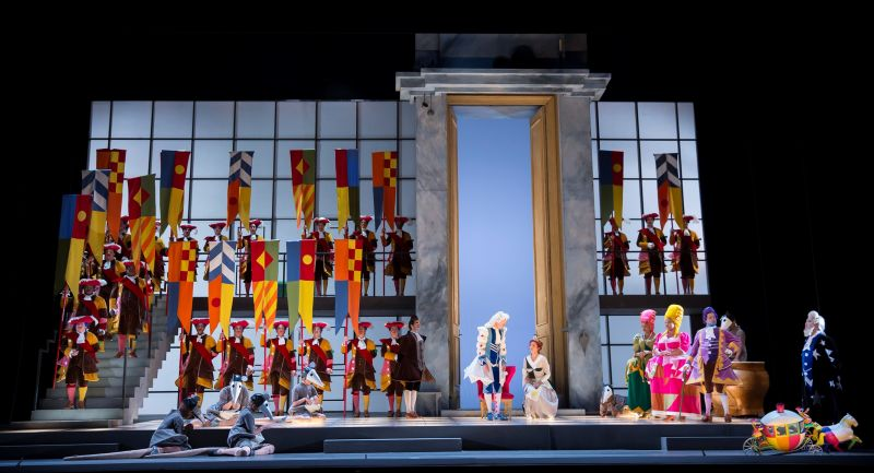 BWW Reviews: CINDERELLA Steals Hearts in Lyrical Production at Washington National Opera