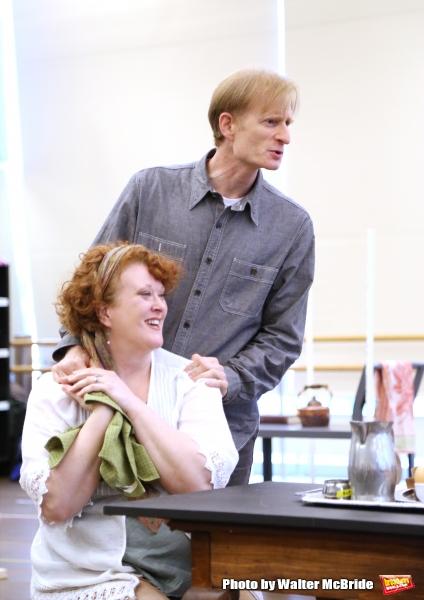 Liz McCarthy and Nick Corley