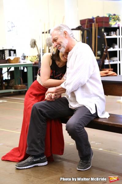 Margo Seibert and Tony Sheldon