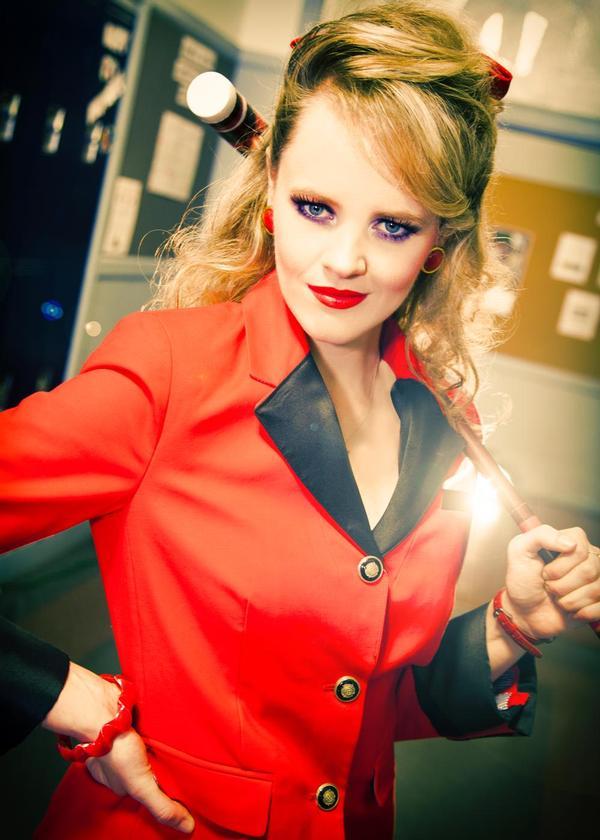 Jocelyn Pickett as Heather Chandler Photo