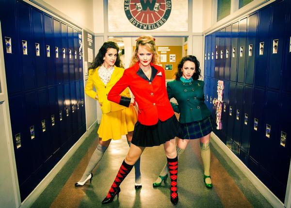 Lizzie Moss, Jocelyn Pickett and Samantha Cardenas Photo