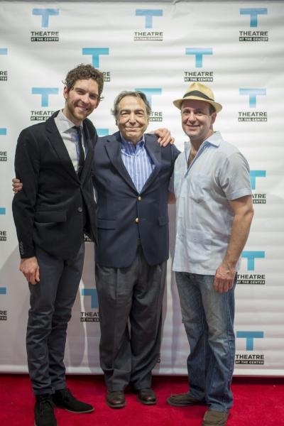 Nathan Gardner, Bill Pullinsi and Stef Tovar